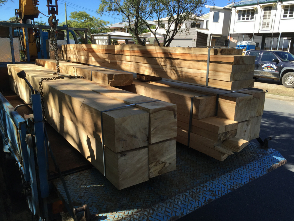 Mobile Timber Milling