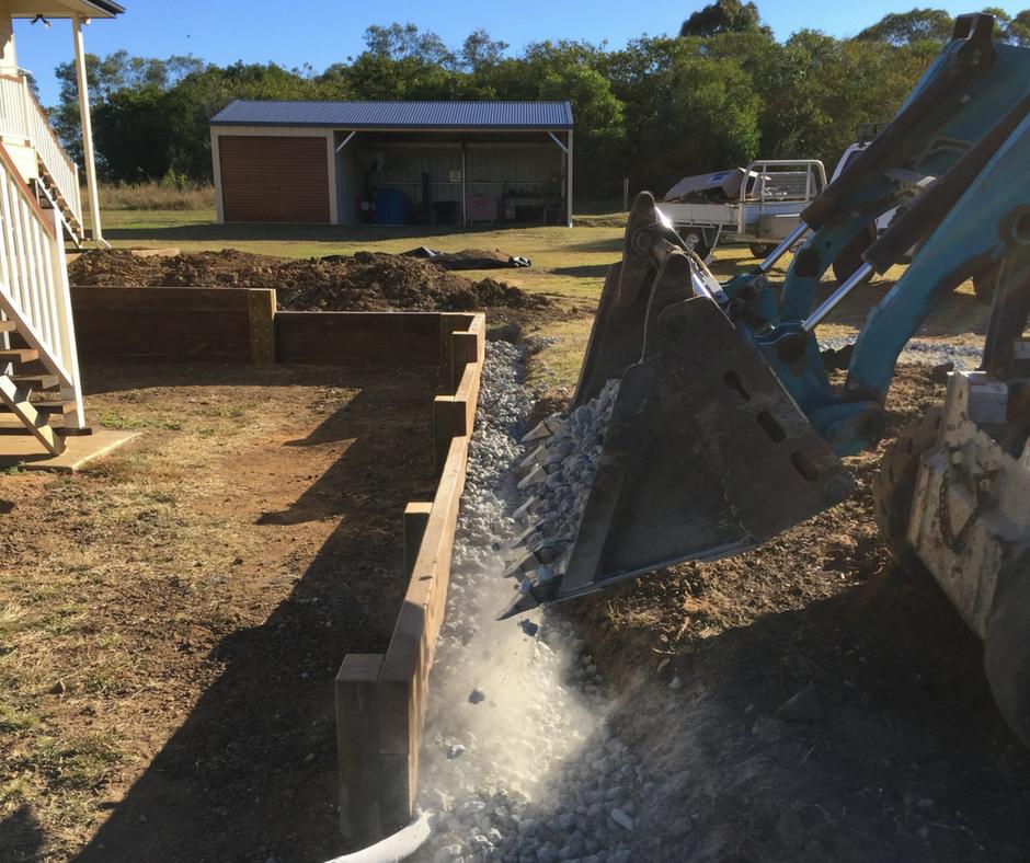bobcat excavator hire